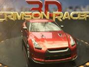 3D Crimson Racer