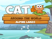 Cat Around the World HTML5