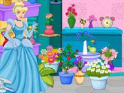 Cinderella Flower Shop Find 10 Diff