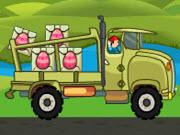 Easter Eggs Transport