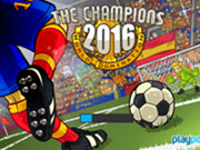 The Champions 2016 – World Domination